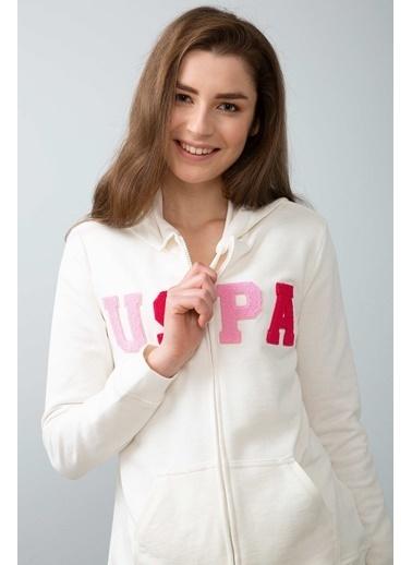 U.S. Polo Assn. Sweatshirt Bej